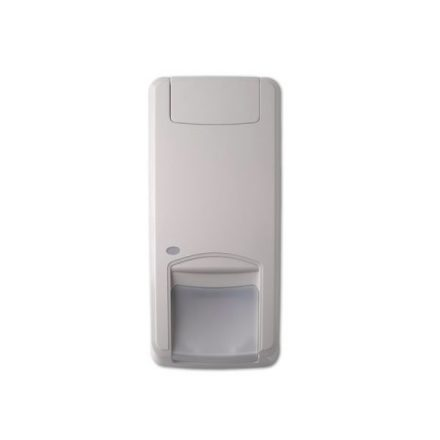 Duál mozgásérzékelő (mikrohullámú+PRI), EN Grade 2, fehér, 126x63x50mm