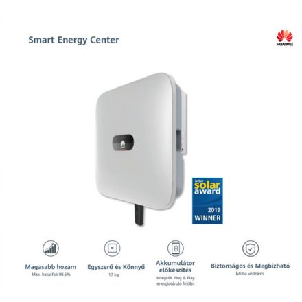 Huawei SUN 2000-4KTL-M1 - 3 fázis inverter